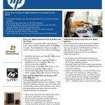 HP MediaSmart Servers Datasheet Available