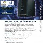 Medion MD 90110 Home Server