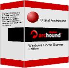 Add-In: Digital ArcHound - Digital Archiving for Windows Home Server