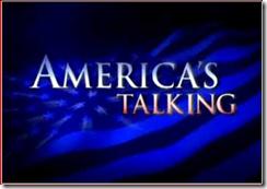 America's Talking Debate