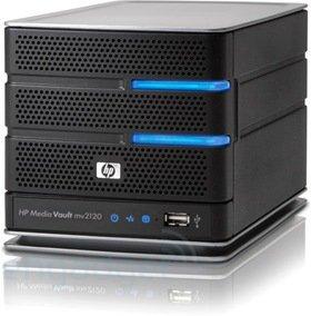 HP Media Vault