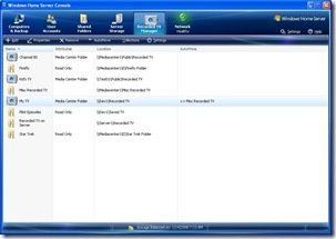 Recorded TV Manager