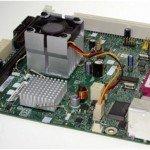Intel D945GCLF Mini ITX Mainboard