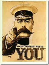 Your Couintry Needs You