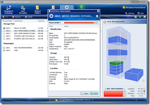 WHS Disk Management 1.0.9.8
