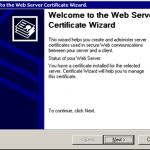 Obtain and Install a Secure SSL Certificate on WHS