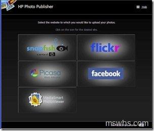 HP Photo Publisher