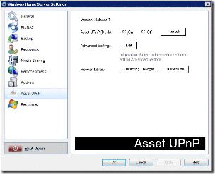 Asset Setup 1.0