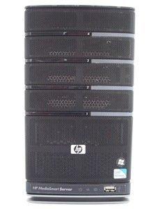 HP Mediasmart EX495 front