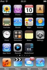 iPod client