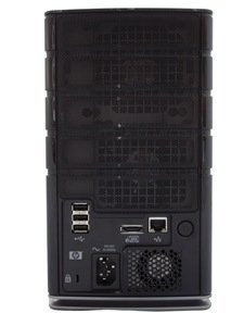 HP x510 rear