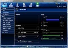 HP-V3 System Status
