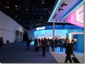 CES 2010 Microsoft