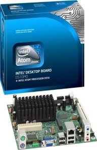 Intel D510MO with Ingegrated Atom Processor
