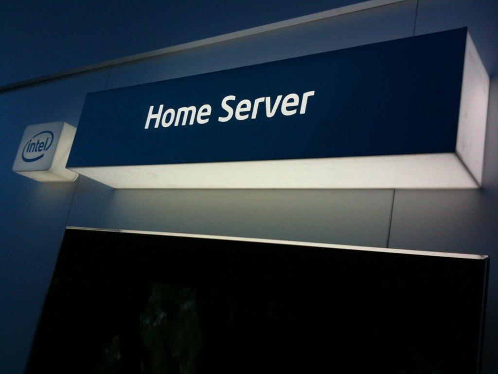 how to make a home server
