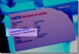 Windows 7 Home Server