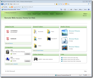 AWIECO WakeOnLAN Remote Web Access
