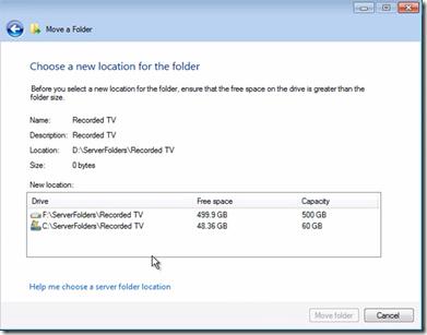 WHS2011 Move a Folder Wizard