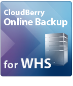 CloudBerry Online Backup for WHS