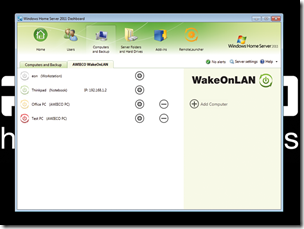AWIECO WakeOnLAN 1.1.0 PRO