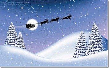 christmas_sleigh_ride_snow_santa_moon