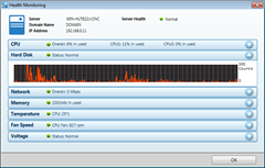 Health Monitor - Hard Disk