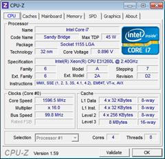 CPU-Z ID