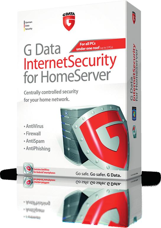 15c065c7f05 G Data Internet Security for Home Server