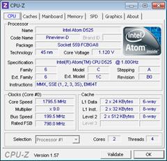 CPU-Z CPU