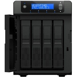 WD Sentinel open