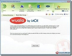 Hardware Info LaCie 5big Office Wuala Online Storage
