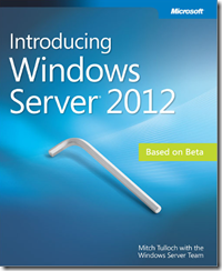 Introducing Windows Server 2012 Ebook
