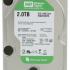 Western Digital 2TB Green HDD for $100