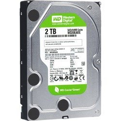 Western Digital 2TB Green WD20EARX HDD