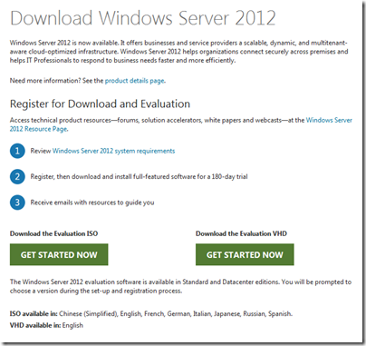 Download WS 2012 Evaluation