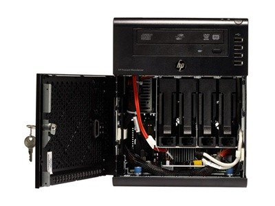 HP ProLiant MicroServer Open Case