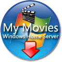 My Movies for Windows Home Server Logo