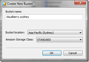 CloudBerry Backup Asia Pacific Sydney Region Support