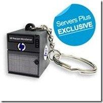 HP ProLiant Microserver Keyring