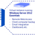 Using WS2012 Essentials with more than 25 users