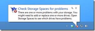 PCPro Check Storage Spaces for Problems