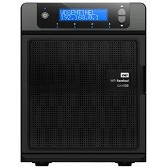 WD Sentinel DX4000 Front