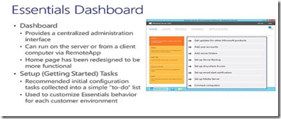 MS Virtual Academy - The Essentials Dashboard
