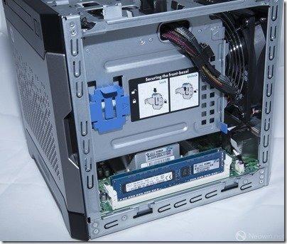 HP MicroServer Gen8 - Inside from Neowin