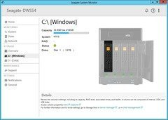 Seagate NAS - Storage - C: