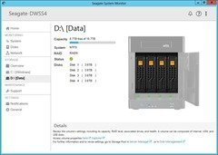 Seagate NAS - Storage - D: