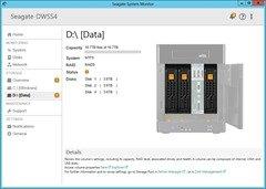Seagate NAS - Storage - Failed disk