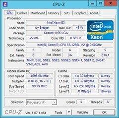DS6100 CPU