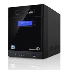 Seagate NAS - Front
