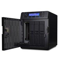 WD Sentinel DS6100 - Door Open